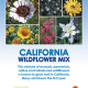 California Wildflower Mix