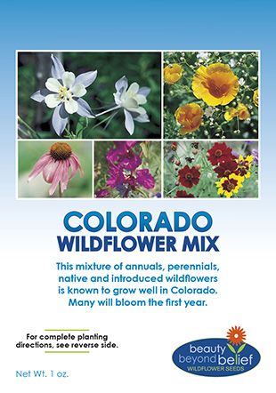 Colorado Wildflower Mix