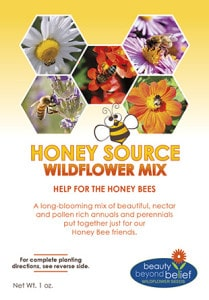 Honey Source Wildflower Mix