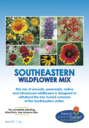 Southwest Wildflower Seeds Mix