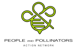 People and Pollinators Action Network logo.